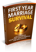 First Year Marriage Survival web